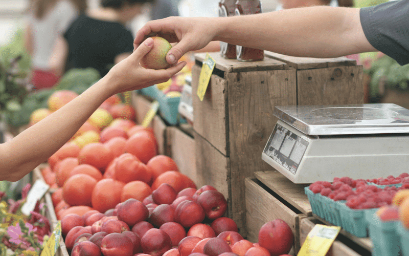 Benefits of shopping locally