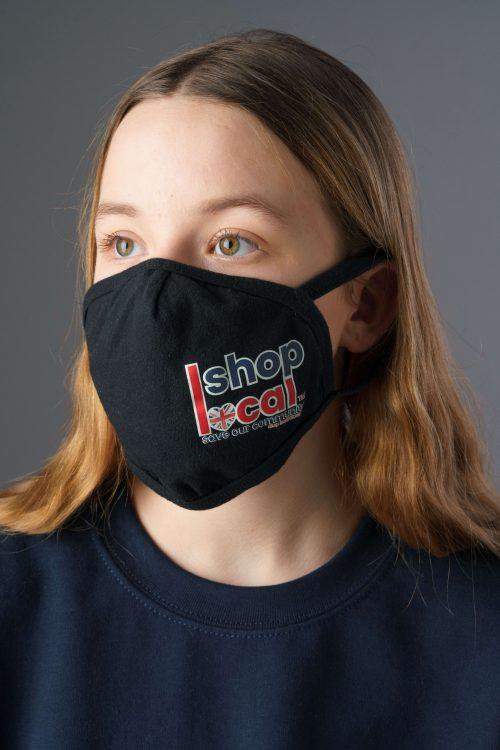 Face Masks - Black