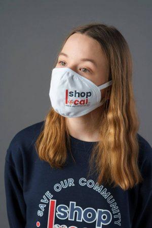 Face Masks - White