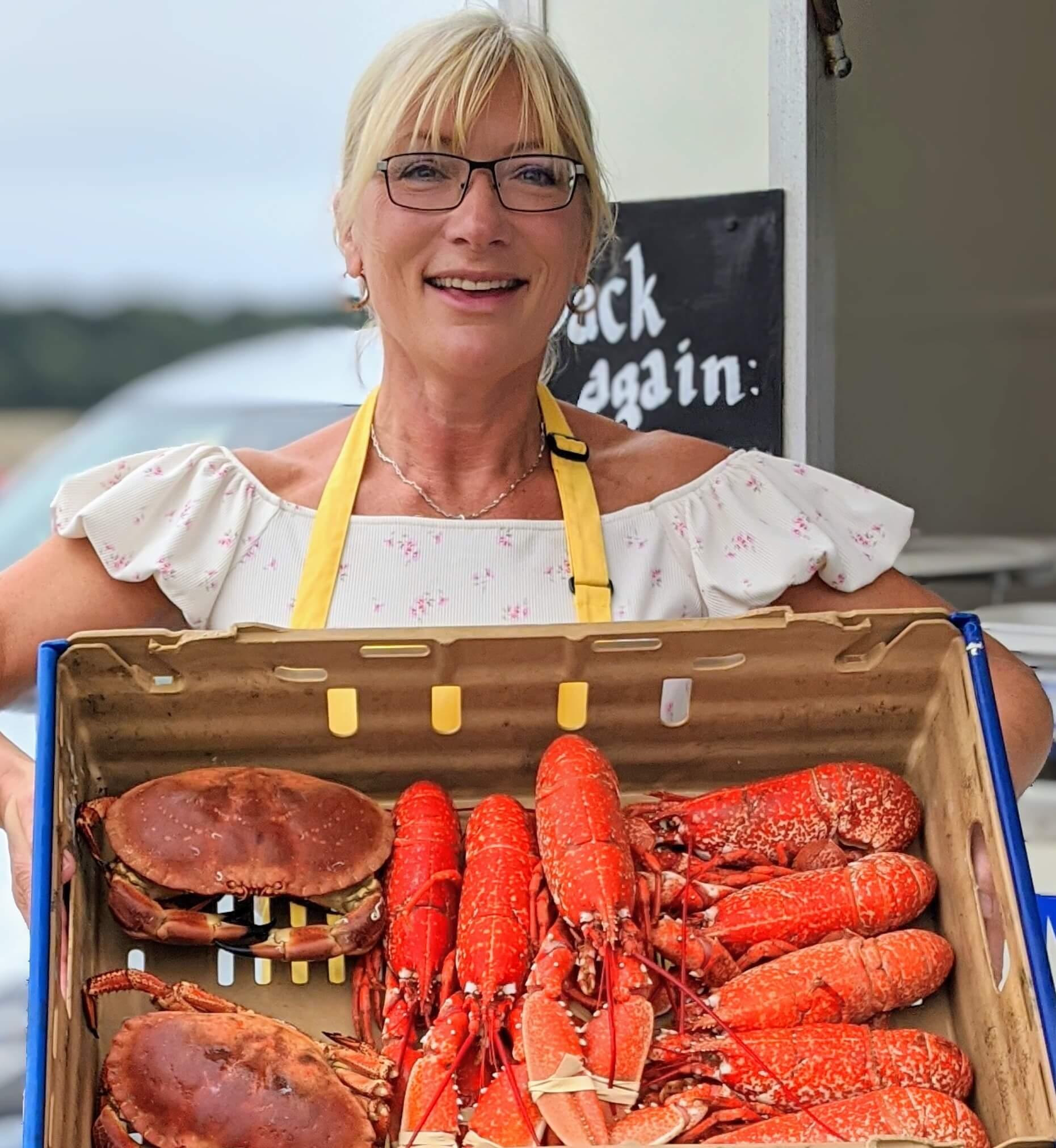 St Mawes Seafood