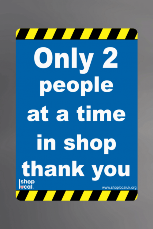 Only 2 People