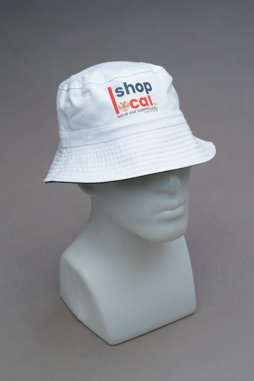 Bucket Hats - White