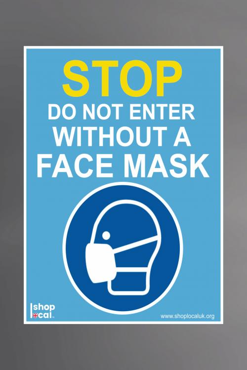 Stop - Do Not Enter